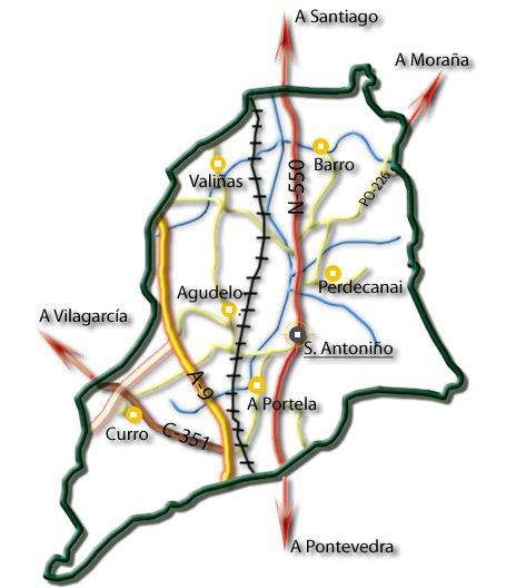 Mapa Barro
